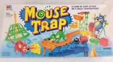 Mouse Trap Board Game Complete Vintage 1994 Milton Bradley Needs Rubber Bands