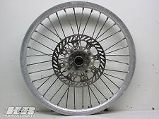 """1992 Kawasaki KX250 21"""" Front Wheel, Front Hub, Front Rim, OEM, 92 KX 250 B3960"""