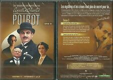 DVD - HERCULE POIROT : Les enquêtes d' AGATHA CHRISTIE NEUF EMBALLE NEW & SEALED