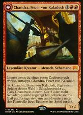 Chandra, Feuer von Kaladesh  FOIL / - Fire of Kaladesh   NM   Magic Origins  GER