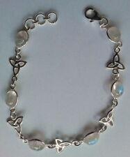 Moonstone Sterling Silver Fine Bracelets