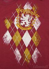 Gryffindor Hogwarts Harry Potter Universal Studios T-Shirt, Men's Size 2XL XXL