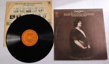 CLAUDIA MUZIO LP Vinyl Record Album Columbia Odyssey Y 32676 1974 Mono