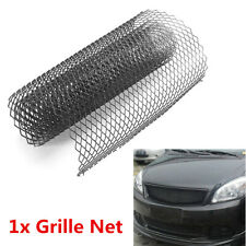 "Universal 40""x13"" Aluminium Racing Car SUV Front Bumper Grille Rhombus Net Mesh"