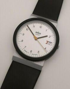 Braun Aw 30 Type 3803 Armbanduhr Made in Germany