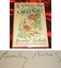 BEVERLEY NICHOLS - [HAND-SIGNED] - 1ST/1ST - 1948
