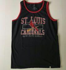 Authentic St. Louis Cardinals 47 Brand Sleeveless Tank Top Medium