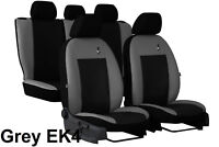 SKODA KAROQ AMBITION 2017 2018 2019 ARTIFICIAL LEATHER TAILORED SEAT COVERS