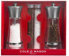 Cole & Mason Salt and Pepper Dinnerware