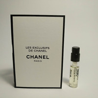 CHANEL Cuir de Russie Eau de Parfum 1,5 ml Sample Vial. Brand New 100% Authentic