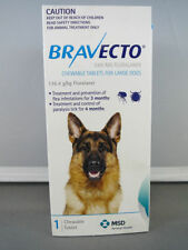 Bravecto Adult Dog Flea & Tick Remedies