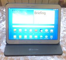 TASTIERA tedesca Samsung Galaxy Tab 10.1n p7511 10.1 Pollici Tablet Borsa Blu