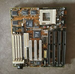 Vintage Lucky Star 5I-VX1C Motherboard