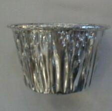 Mollete Magdalena Pastel Envoltura casos-Grande Molde De Aluminio 6cm de alto x 20 Borde Ancho