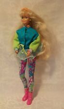♥♥  1991 Barbie Ski Fun 7511 in Winter Sports Midge Outfit ( 90er Jahre )  ♥♥E3