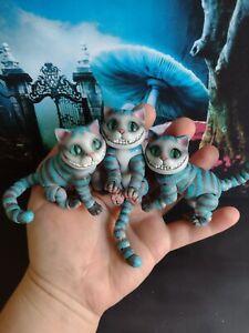 BJD Cheshire Cat, animal toy, doll,  polyurethane plastic