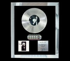 STING (THE POLICE) NOTHING BUT THE SUN  MULTI (GOLD) CD PLATINUM DISC FREE P&P!!