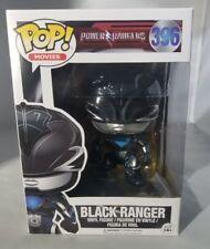 Funko Power Rangers Movie Black Ranger Pop! Vinyl Figure