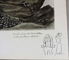 Jean Bruller Vercors Relevés trimestriels n°4 Illustré 10 planches + dessin 1/75