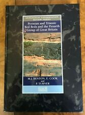 Permian and Triassic Red Beds and the Penarth Group of Great Britain by P. Turne
