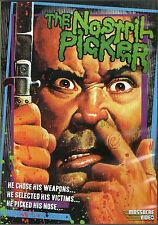 The Nostril Picker aka The Changer DVD Massacre Video Mark Nowiki SOV Horror