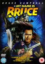My Name Is Bruce DVD | (Bruce Campbell )