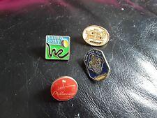 New listing Golf Pins/Badges Spain/Portugal - Lauro, Santa Maria, Millennium, Guadalhorce