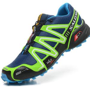 Salomon Speedcross 3 Herren Outdoorschuhe Laufschuhe Cross Schuhe Hikingschuhe+