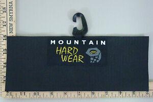 Mountain Hardwear - tent carpet stakes - black - EUC