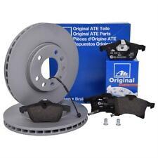 ATE Bremsscheiben 280mm Warnkontakt für vorne OPEL ASTRA G Bremsbeläge