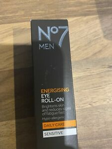 Boots No7 Men's Eye Roll On