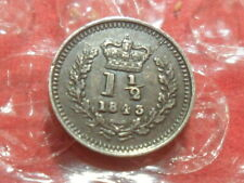 More details for 1843 victoria three-halfpence.