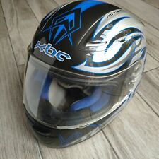 KBC Streetstyle motorcycle Helmet, XS, Boxed In Excellent Condition
