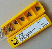 Kennametal TCMT 2152-UF 2(1.5)2 21.52 110208 KC5010 Boring Bar Carbide Inserts