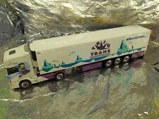 ** Herpa 148740 Scania 144 TL Refrigeated Box Semitrailer Bayern-Star 1:87 Scale