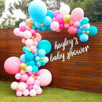 5M Balloon Decorating Arch Connect Strip For Wedding Birthday Party Decorating