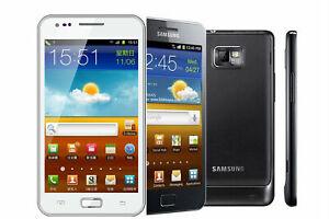 Unlocked Samsung I9100 Galaxy S II S2 16GB 1GB RAM 8 MP- Black -White Smartphone