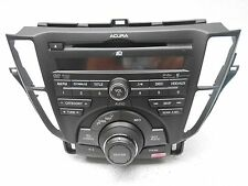New OEM Acura TL Radio Stereo Controls MP3 XM CD HDD Control Unit Canada Market