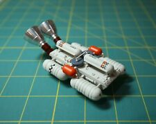 SPACE 1999 Sixteen 12 Booster Rockets From Deluxe Eagle Hangar Set