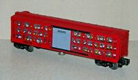 Lionel O Gauge 19819 Operating Poultry Dispatch Car - SSS 1994, Nice!