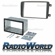 Mercedes Vito  Double Din Fascia Panel Adapter Plate Cage Fitting Kit DFP-23-01