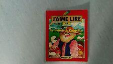 collector J'AIME LIRE NUMERO 4 introuvable  1977 revue magazine enfant