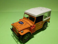 BARLUX 73050 FIAT CAMPAGNOLA - ALGIERS CAPE TOWN - 1:25 - GOOD CONDITION