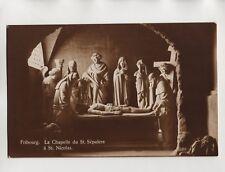 Suisse - FRIBOURG - Chapelle du Saint Sépulcre à Saint Nicolas   (J1875)