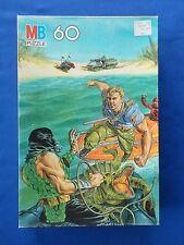 1987 G.I. Joe 60 Piece Puzzle Croc Master Factory Sealed