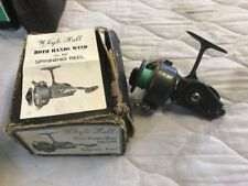 Vintage Fishing Reel Whyte Hall No600 Made In Japan Rare Used nice Collectable