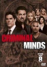 CRIMINAL MINDS - STAGIONE  08  5 DVD  COFANETTO