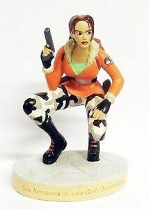 Atlas - Tomb Raider - Statue 15cm  - Lara Croft - Les Aventures de Lara Croft, A