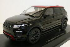 Kyosho 1/18 Scale Diecast C09549BK - Range Rover Evoque - Santorini Black