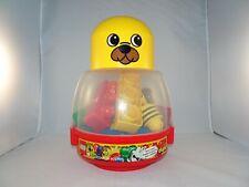 1996 Lego Primo/Duplo 2090-1 Baby Storage Bear: Retired / Rare !